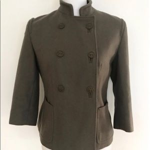Troy Smith Urban Outfitters Olive Green Jacket
